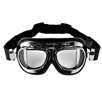 Poshead Goggles Black Leather