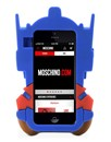 MOSCHINO Transformer Bear Iphone 6s/7/8 case