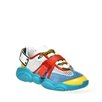 MOSCHINO Sneaker Teddy Blue Red Yellow