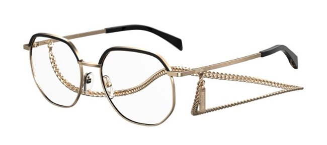 MOSCHINO Glasses MOS542 000