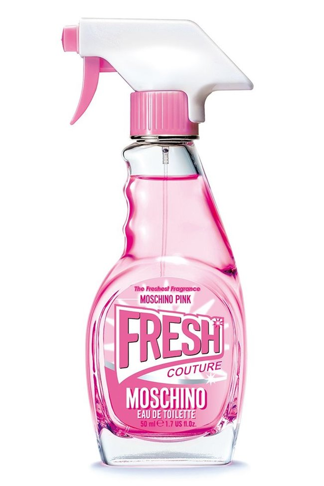 MOSCHINO Pink Fresh Couture Eau De Toilette 50ml