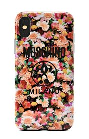 MOSCHINO Flowers Iphone X Case