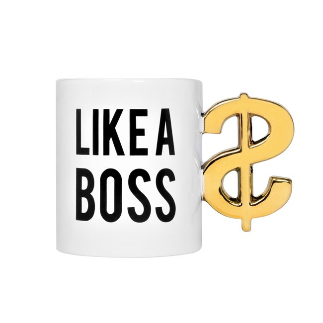 Thumbs Up Boss Mug