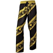 VERSACE I Heart Baroque Silk Pants