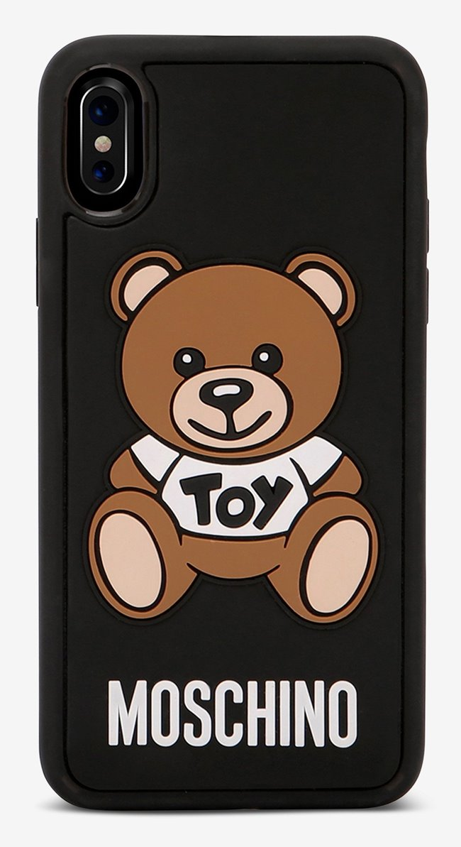 MOSCHINO Bear Toy Iphone X Case