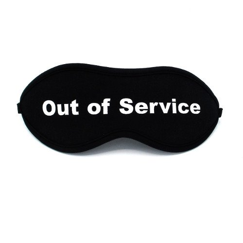 Invotis Sleeping Mask Out of Service