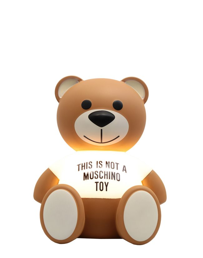 MOSCHINO x Kartell Bear Toy LED Lamp