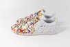Adidas Stan Smith x NKH Painting Sneakers White/Primary