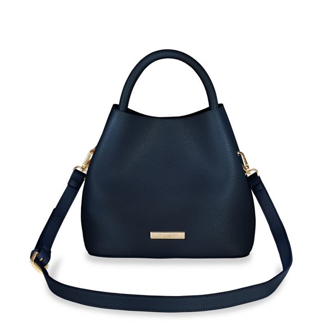 Katie Loxton Sienna Slouch Crossbody Bag Navy