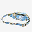 MOSCHINO Leather Bumbag Fantasy Print
