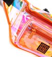 FVCK For Very Cool Kids Bum Bag Clear Orange