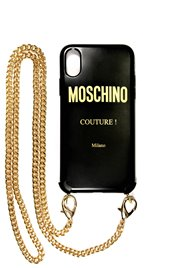 MOSCHINO Cross Body iPhone Case