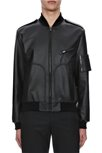 MOSCHINO Couture Leather Jacket