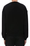 MOSCHINO Sweater Couture Logo Black Men's